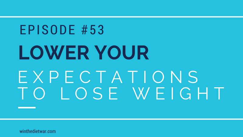 How To Deal With Weighty Expectations
